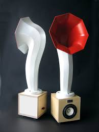 Cool Looking Speakers 8 Creative And Cool Music Accessories