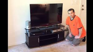 Tv Stands Furniture Altra Furniture Carson Tv Stand Review Youtube
