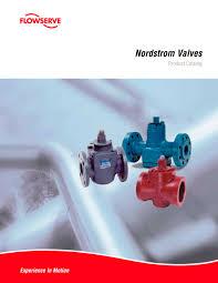 nordstrom valves flowserve pdf catalogue technical
