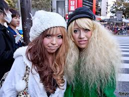 two tone u0026 blonde japanese hairstyles u2013 tokyo fashion news