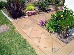 Cost Of Stamped Concrete Patio by Concrete Driveways Cost The Concrete Network
