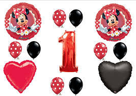 minnie mouse 1st birthday mad about minnie mouse 1st birthday party