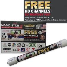 amazon com magic stick tv digital tv antenna reception signal