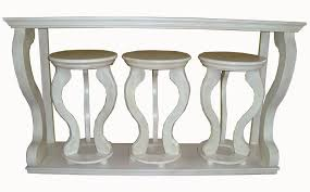 table with stools underneath console table with stools underneath sle sale tainoki fine