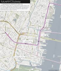 Nj Path Map The Futurenycsubway Manhattan U0027s West Side U2013 Vanshnookenraggen