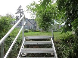 Prefabricated Aluminum Stairs by Aluminum Dock Stairs Great Northern Docks