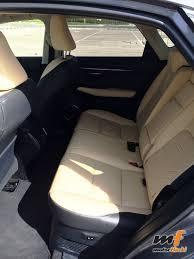 lexus zaragoza ocasion asientos posteriores lexus nx300 h