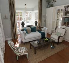 living room country chic living room decorating ideas fence