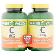 Obat Car Q valley vitamin c tablets 500 mg 250 ct 2 pk walmart