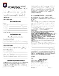 workshop registration forms 11 free documents in word pdf vawebs