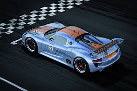 Porsche 918 Blue Flame - what cars do you want to see in game archive page 2 project