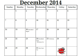 printable agenda calendar 2014 printable blank pdf december 2014 calendar plan your upcoming
