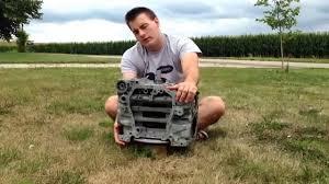 update subaru engine coffee table youtube