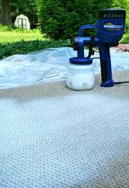 Painting An Outdoor Rug How To Paint An Indoor Outdoor Rug Hometalk