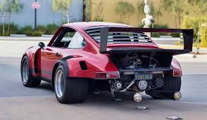 Porsche 911 V8 - now u0027s your chance to buy a 600hp v8 swapped porsche 912 with