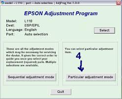 reset printer epson l110 manual how to reset epson l110 printer tools