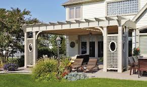 Retractable Pergola Awnings by Retractable Pergola Shades U2014 All Home Design Ideas