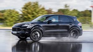 porsche cayenne blacked out porsche cayenne suv 2017 ride review by car magazine