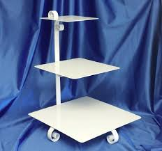 tier cake stand square white 3 tier cake stand rentals omaha ne where to rent