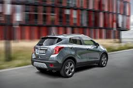 opel mokka gets new 136ps 1 6 cdti engine averages 4 1 l 100 km
