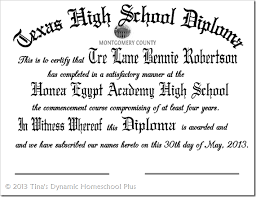 graduation diploma day 9 editable high school diploma 10 days of planning a