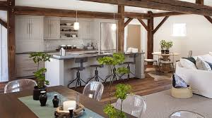 Rustic Modern Kitchen by Kitchen Kitchen Types Of Kitchen Cabinets Farmhouse Brown