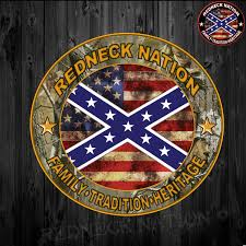 Rebel Flag Ford Redneck Nation Stickers Are 1 Selling Southern Pride Stickers Online