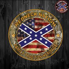 Redneck Flags Redneck Nation Camo Rnst 8