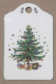 happy holidays china cheese board tree pattern cheese server