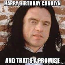 Meme Disgusted - carolyn birthday meme mne vse pohuj