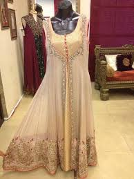 gown style dresses fancy party wear gowns 2017 designer embroidered collection