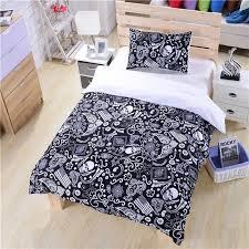 black white bedding paisley american flag bedding skull bedding