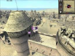 total siege ii total war battle 71 two vs three siege battle