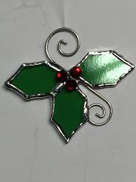 ornaments stained glass ornaments or nts
