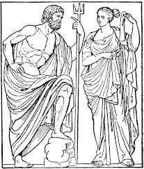 greek mythology 77 gods and goddesses u2013 printable coloring pages