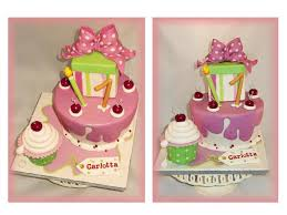minnie dripping icing cake for carlotta cakecentral com