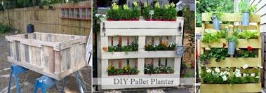 19 awesome diy garden planters using wooden pallets page 2 of 2