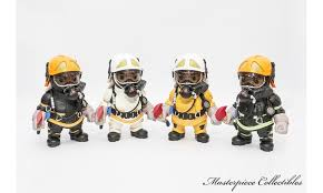 firefighter figurines firefighter