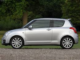 suzuki swift sport 2007 pictures information u0026 specs