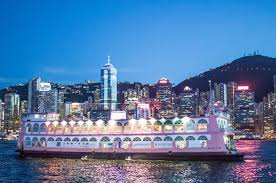hong kong light show cruise victoria harbour dinner cruise and light show from kowloon 2018