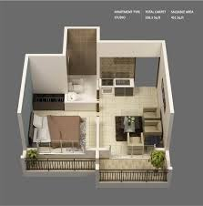 1 Bedroom Cottage Floor Plans General One Bedroom With Balcony 1 Bedroom Apartment House