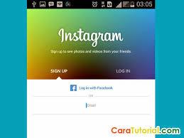 cara membuat instagram baru di komputer cara membuat akun instagram daftar ig baru di hp android ios