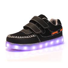 how to charge light up shoes kriativ 2017 usb charging kid light up shoes children neon led