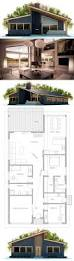 narrow lot house plans with front garage floor plan with dimensions in meters exterior interior design shew