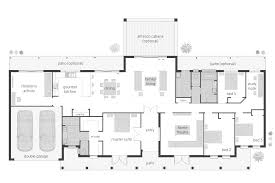 custom homes 8 stylish and peaceful single storey house plans for
