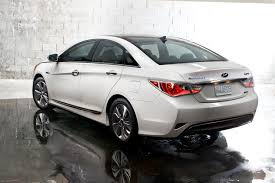 hyundai sonata yf 2014 2014 sonata hybrid refreshes interior maximizes electric only