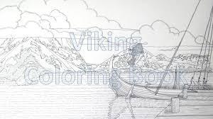 the viking coloring book by dr dayanna knight u2014 kickstarter
