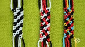 How To Make Braided Rug How To Make A Rag Rug Friendship Bracelet Jewelry Wonderhowto