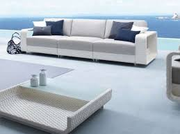 Modern Outdoor Furniture - Modern outdoor sofa