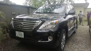 lexus lx 570 bulletproof cheapest car deals in port harcourt check for updates autos 14